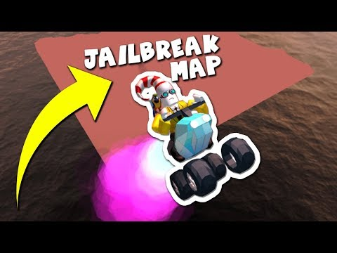 ROCKET BOOSTING PAST THE WORLD LIMIT IN JAILBREAK