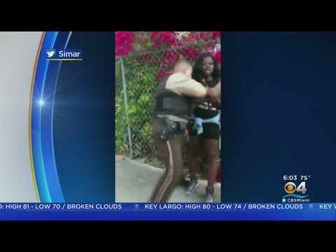 Miami-Dade Police Director Responds To Rough Arrest Video