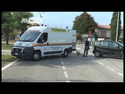 SCONTRO TRA LO SCOOTER E UN'AUTO, MORTO UN 46ENNE ...