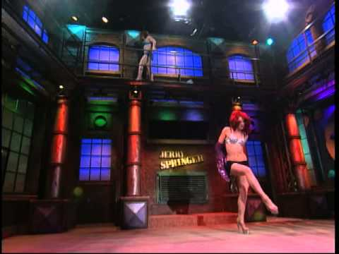 Jerry's Hottest Knockout: Lacey Rain - YouTube