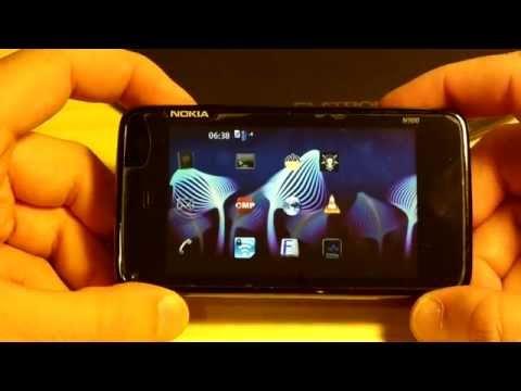 Review Nokia N900 en español