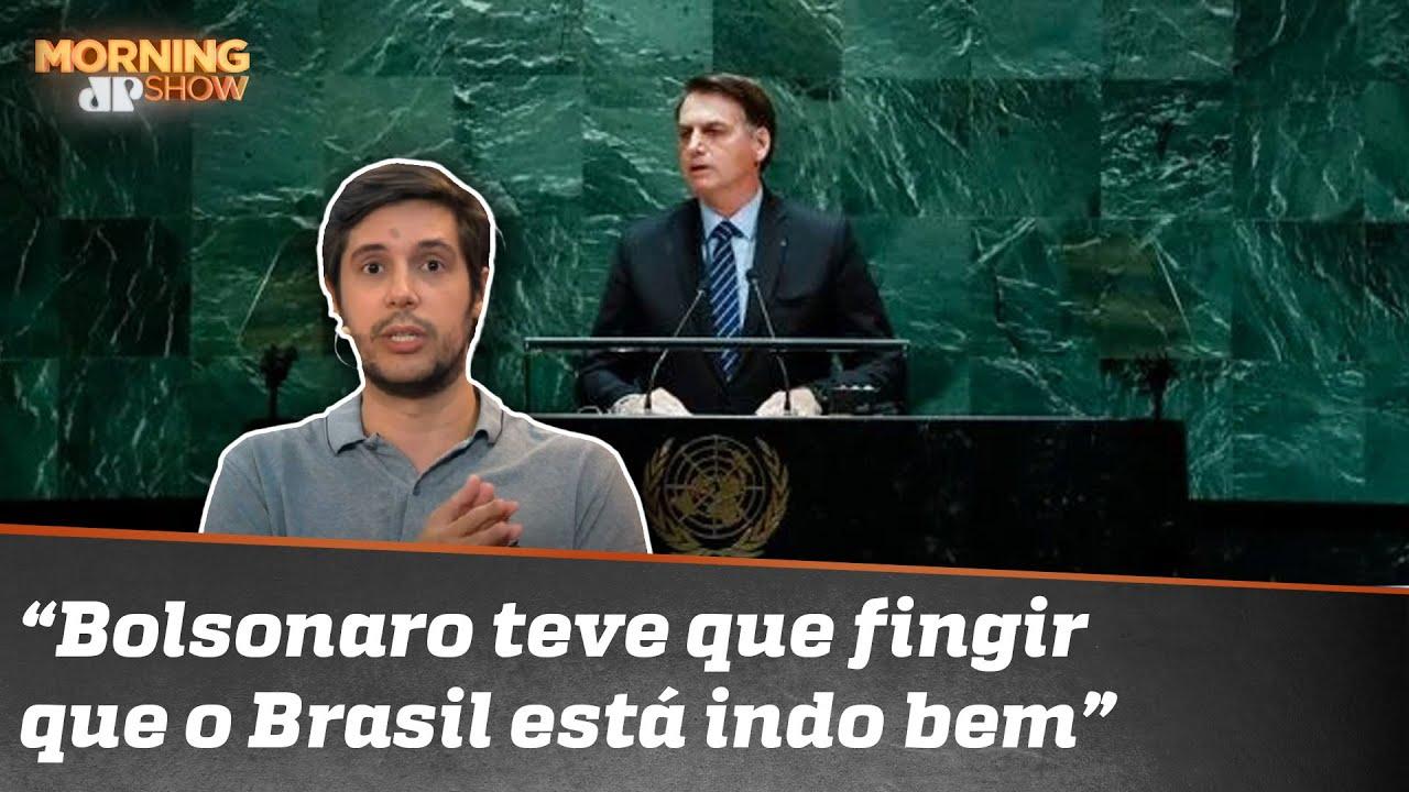 Download ANÁLISE do DISCURSO de Bolsonaro na ONU