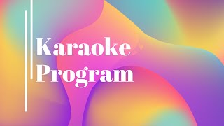 บ่กล้าบอกครู แต่หนูกล้าบอกอ้าย Cover By Karaoke