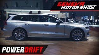 Volvo V60 - The semi-autonomous estate : Geneva Motor Show 2018 : PowerDrift