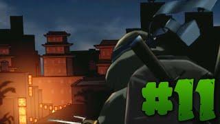 Черепашки Ниндзя (TMNT: The Video Game) - Прохождение: Часть 11