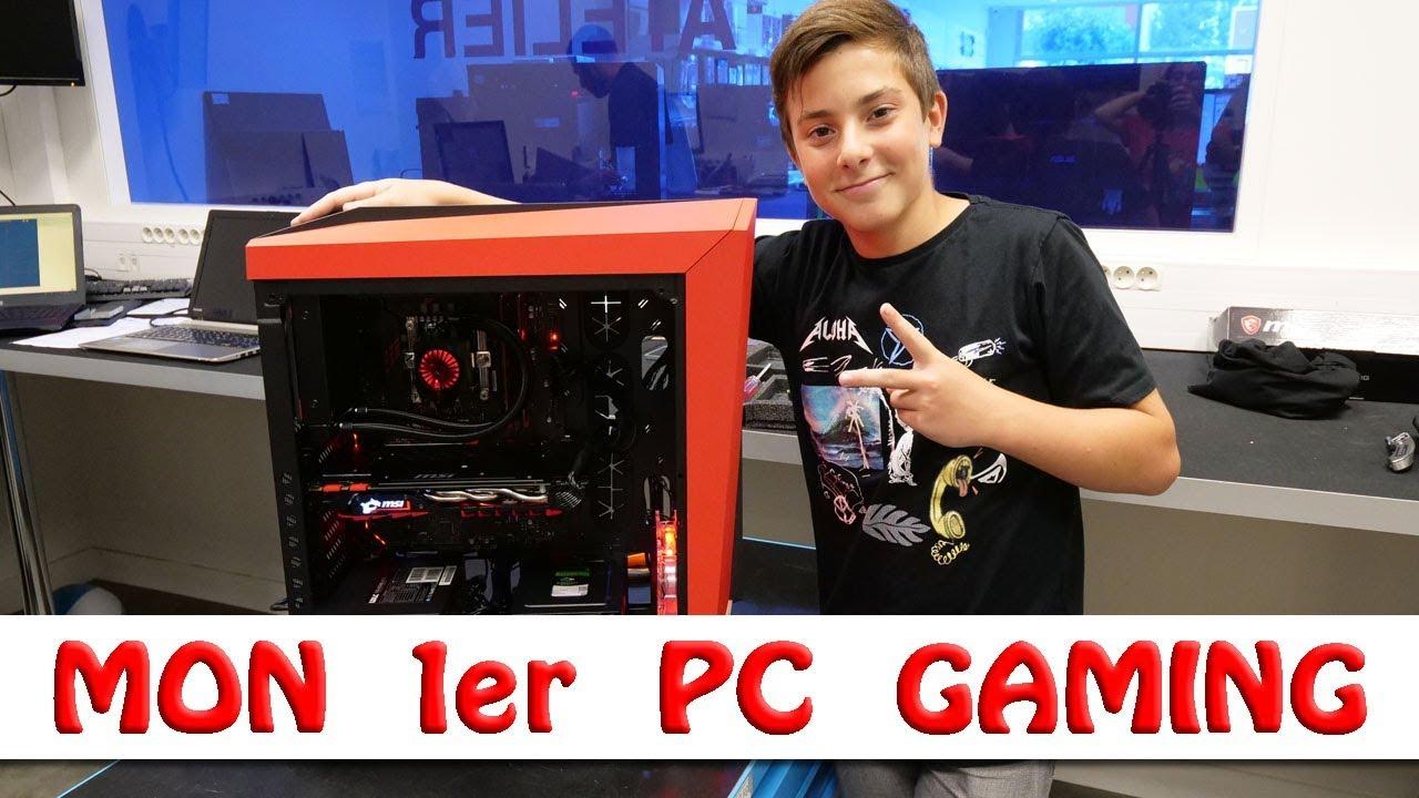 MON 1er PC GAMER : Je monte moi-même mon ordi gaming ????