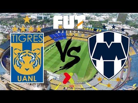 Tigres vs Monterrey En Vivo Apertura 2017 Televisa Deportes