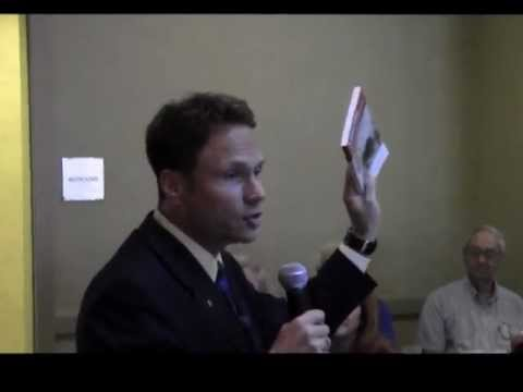 Michael Angelo Caruso at the Rotary Club of Visalia 10/17/2012