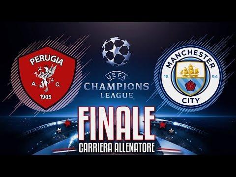 [EPISODIO FINALE] PERUGIA IN FINALE DI CHAMPIONS LEAGUE!!! 🏆⚽ FIFA 18 CARRIERA ALLENATORE PERUGIA