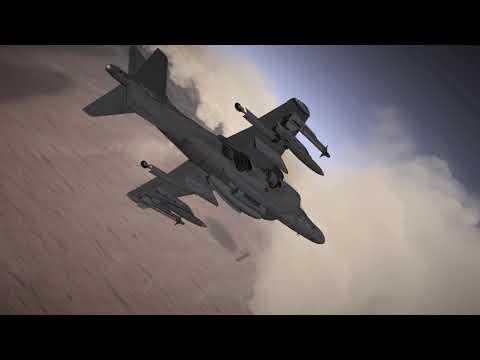 Combat Air Patrol 2 v810.6 - Quick self-made bomb training at MCAS Yuma