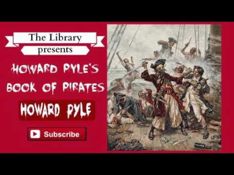 Howard Pyle's Book of Pirates - Audiobook