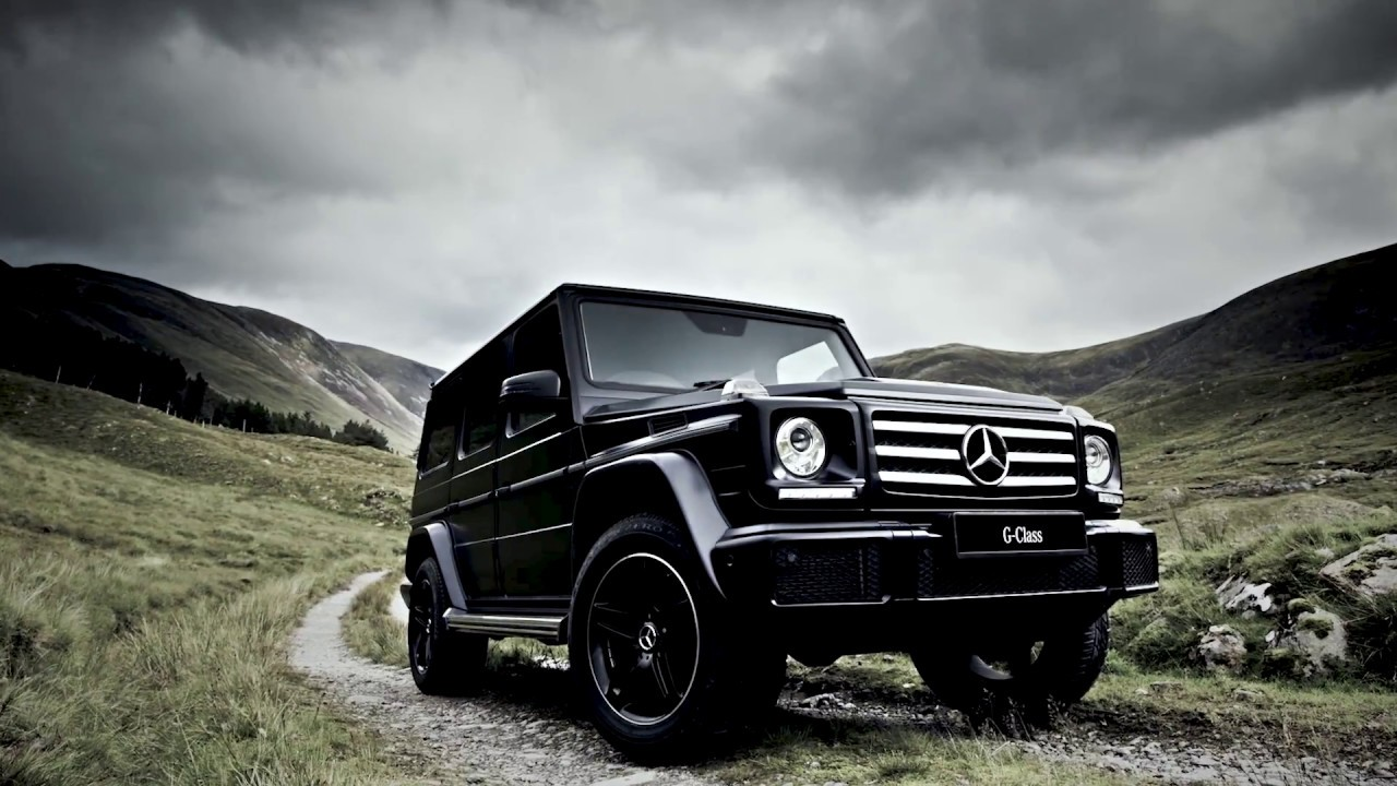 2017 G Wagon >> The new G-Class Night Edition | Mercedes-Benz Cars UK - YouTube