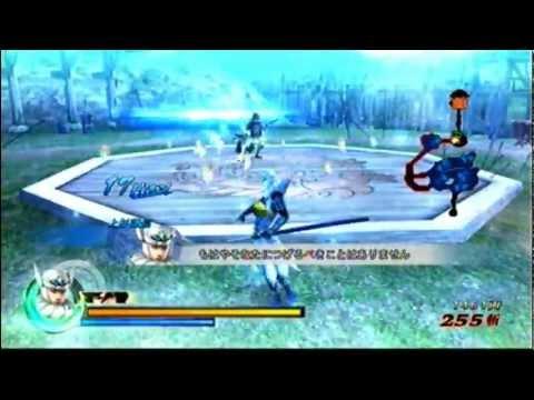 Sengoku Basara 3 Utage: Uesugi Kenshin Gameplay