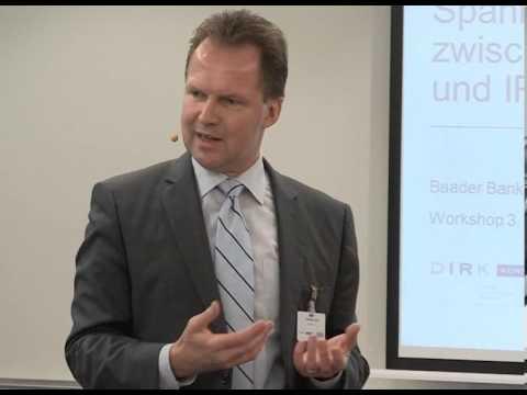 DIRK-Konferenz 2013 - 1.2 Der Analyst im Spannungsfeld zwischen Investor und IR