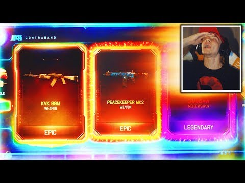 "NEW DLC WEAPON SUPPLY DROP OPENING! - BLACK OPS 3 ""BIG BOX BUNDLE"" DLC WEAPON OPENING! (DLC Weapons)"
