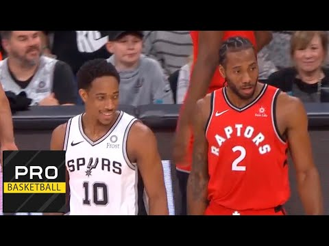 Toronto Raptors vs San Antonio Spurs Full Game Highlights | Jan. 3/2019 NBA Season