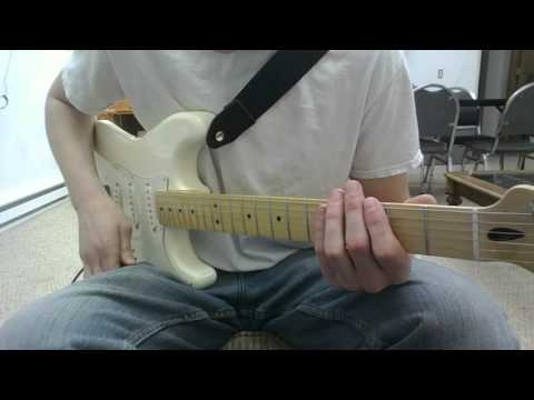 Twistin' and Groovin' Leon Bridges Guitar Lesson