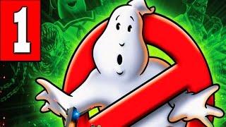 Ghostbusters Movie Gameplay Walkthrough Part 1 FULL GAME Lets Play  Ghostbusters 2016 Gameplay