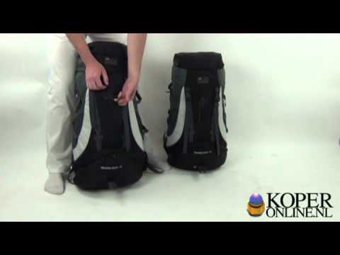 Active Leisure Backpack Mountain Guide