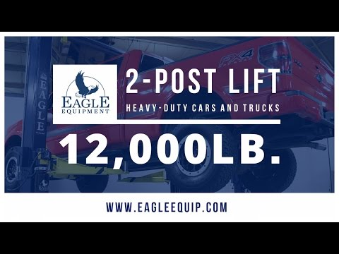 eagle-2-post-car-lift-12,000-lb.-capacity-|-quality-truck-lifts,-vehicle-lifts-and-auto-lifts.