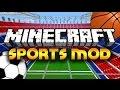 Minecraft Mods:Bolas Realistas (Sports Mod)