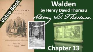 Chapter 13 - Walden by Henry David Thoreau - House-Warming