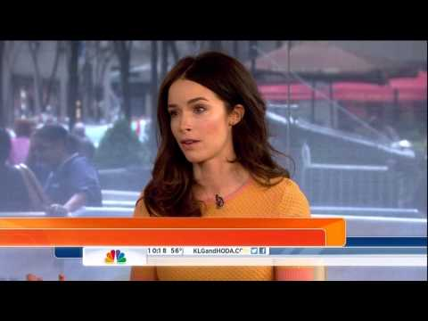 Abigail Spencer - gorgeous - Today interview