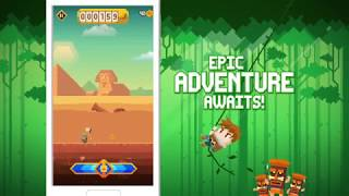 Runventure (Android) Official Trailer - Epic Jump & Run Adventure Game