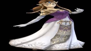 rap about princess zelda