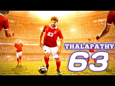 Thalapathy 63 Massive Update | Thalapathy Vijay | Nayanthara | Atlee