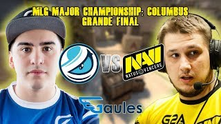 MLG Major Championship: Columbus 2016 - Luminosity vs NaVi (MD3) - Túnel do Tempo #01