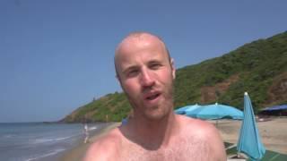 Goa India Travel Vlog: Beaches and Beaches.