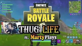 Fortnite thug life XD
