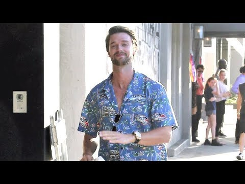 Patrick Schwarzenegger Is A Happy Man After Nabbing 1M Instagram Followers