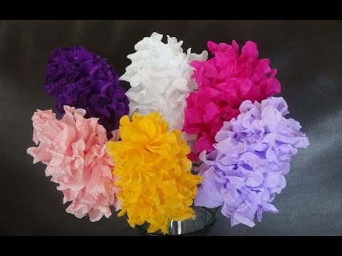 How to make easy paper flowers diy mothers day craft youtube how to make easy paper flowers diy mothers day craft mightylinksfo