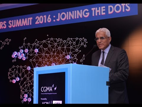 CIMA Business Leaders Summit 2016