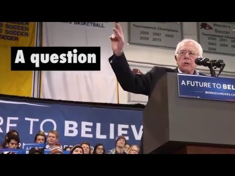 Senator Sanders explains fossil fuel money