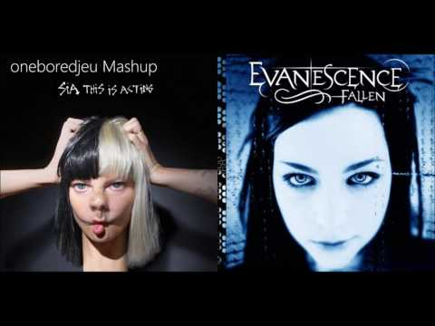Thrill Me To Life - Sia vs. Evanescence feat. Paul McCoy (Mashup)