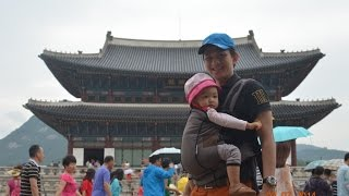 Our Korean Trip - July 2014 - 4 days in Seoul Itinerary for family travel with kids - Full Version