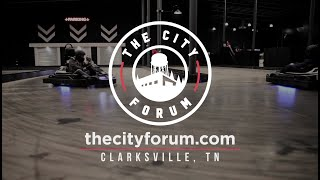 Level Up - The City Forum