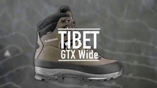 LOWA Tibet Features