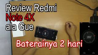 Review Xiaomi Redmi note 4X ala gue