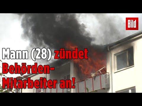 Ein Toter, zwei Schwerverletzte: Tödliches Feuer-Drama Hamburg!