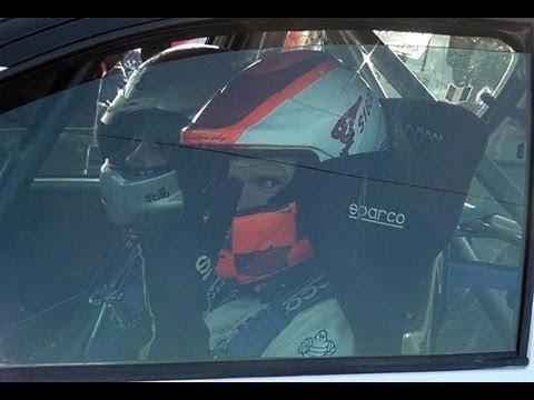 ★ Steve Mourey ★ Passion: Pilote sur Peugeot 206 S1600 !