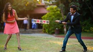 Ravi kumar With Sravani |  Awesome Pre Wedding Teaser |  Shubham.tv