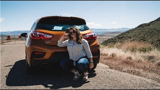 Tiff's Orange Car | AW Creates
