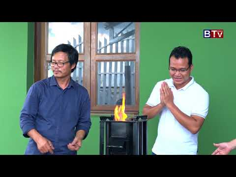IDEA CORNER : Clay Stove_Khmer Eco Energy_Vol. 08