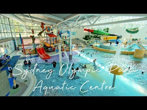 Aquatic Centre Fun (Sydney Olympic Park)