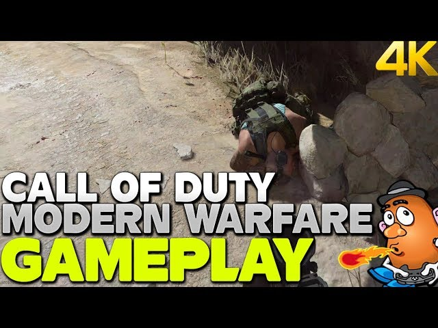 Cyber Attack in Azhir Cave | Call of Duty Modern Warfare Gameplay