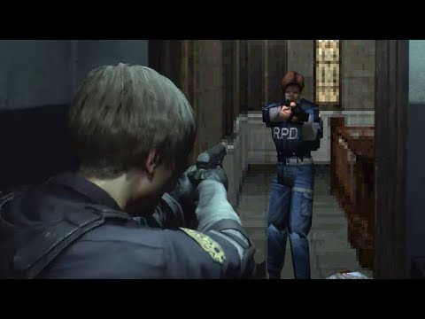 Resident Evil 2 and the Difference a Camera Makes by Nerrel